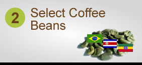 Select Coffee Beans