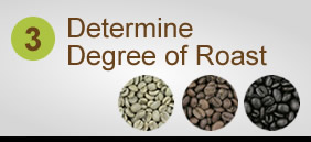 Determine Degree of Roast